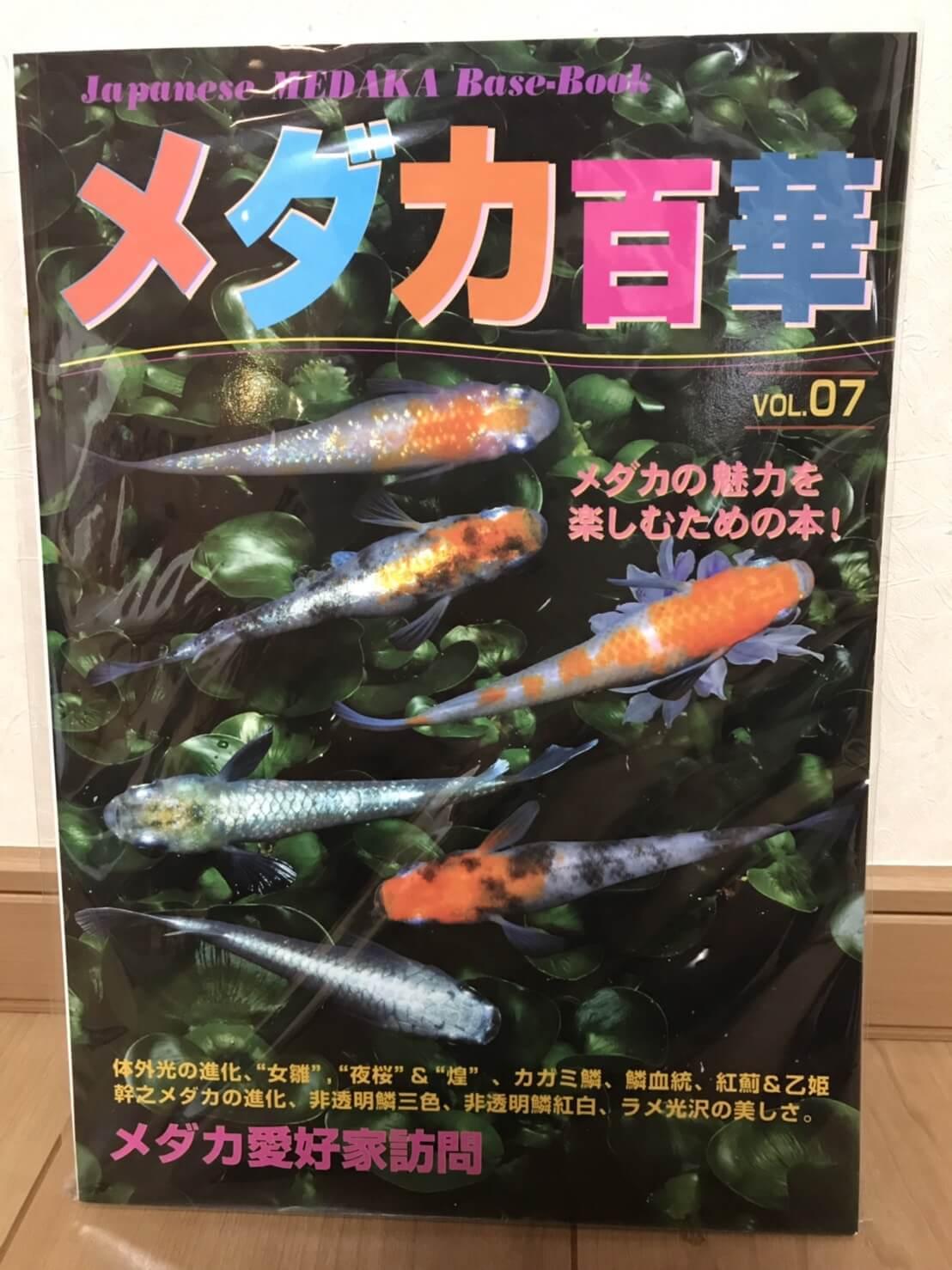 メダカ百華vol.7