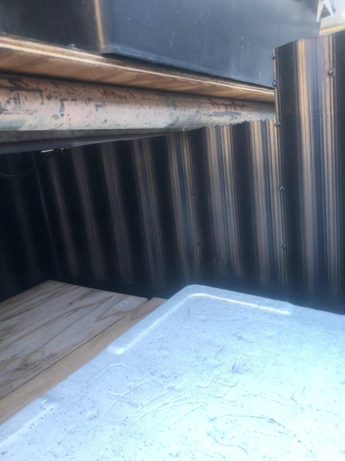 イシガメハウスをあぜ板で作るDIY