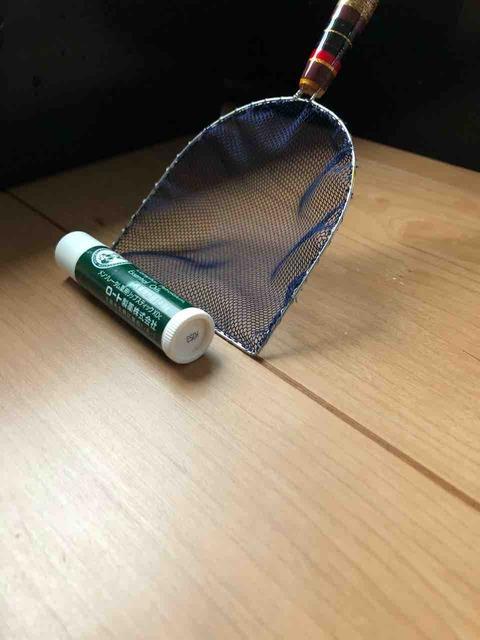 メダカ専用の網